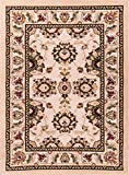 "Well Woven Dulcet Alana Ivory Traditional Area Rug 3'3"" X 5′ Review"