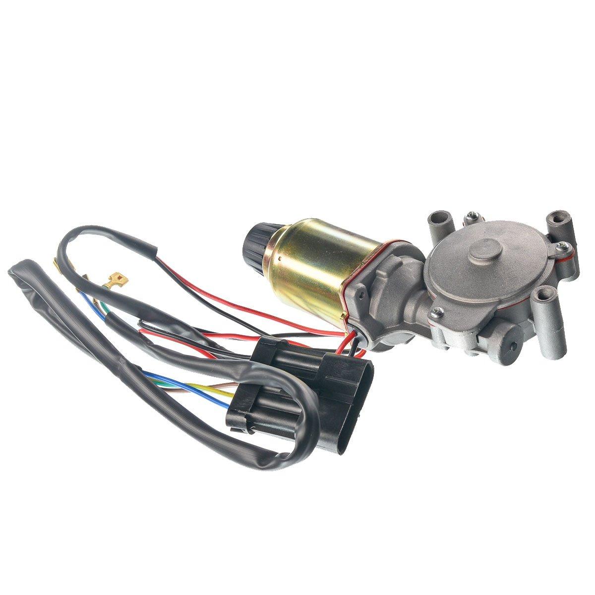 A-Premium Headlight Headlamp Motor for Chevrolet Corvette 1991-1996 Front Right Passenger Side