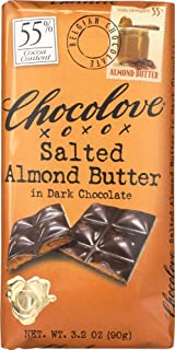 product image for (ONLY 1 BAR) Dark Chocolate Bar Almond Butter