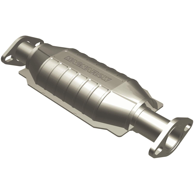CARB compliant MagnaFlow Exhaust Products MagnaFlow 339884 Direct Fit Catalytic Converter