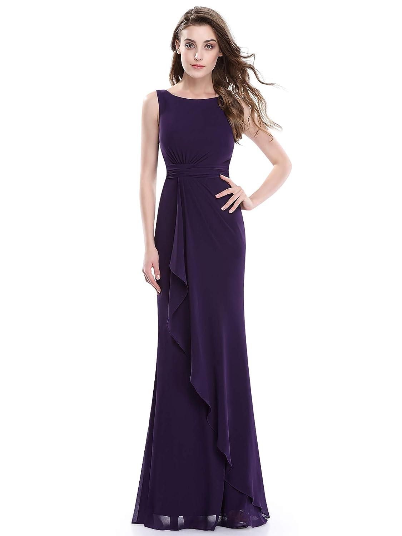 Corte Imperio Vestido Ever-Pretty para Mujer