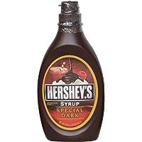 HERSHEY'S 好时超黑巧克力酱623g(美国进口)