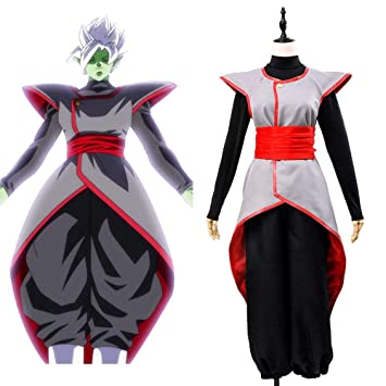 DingChen Dragonball DBS Dragon Ball Super Son Goku Dark Kai Zamasu Disfraz    Cosplay dd7b85356154