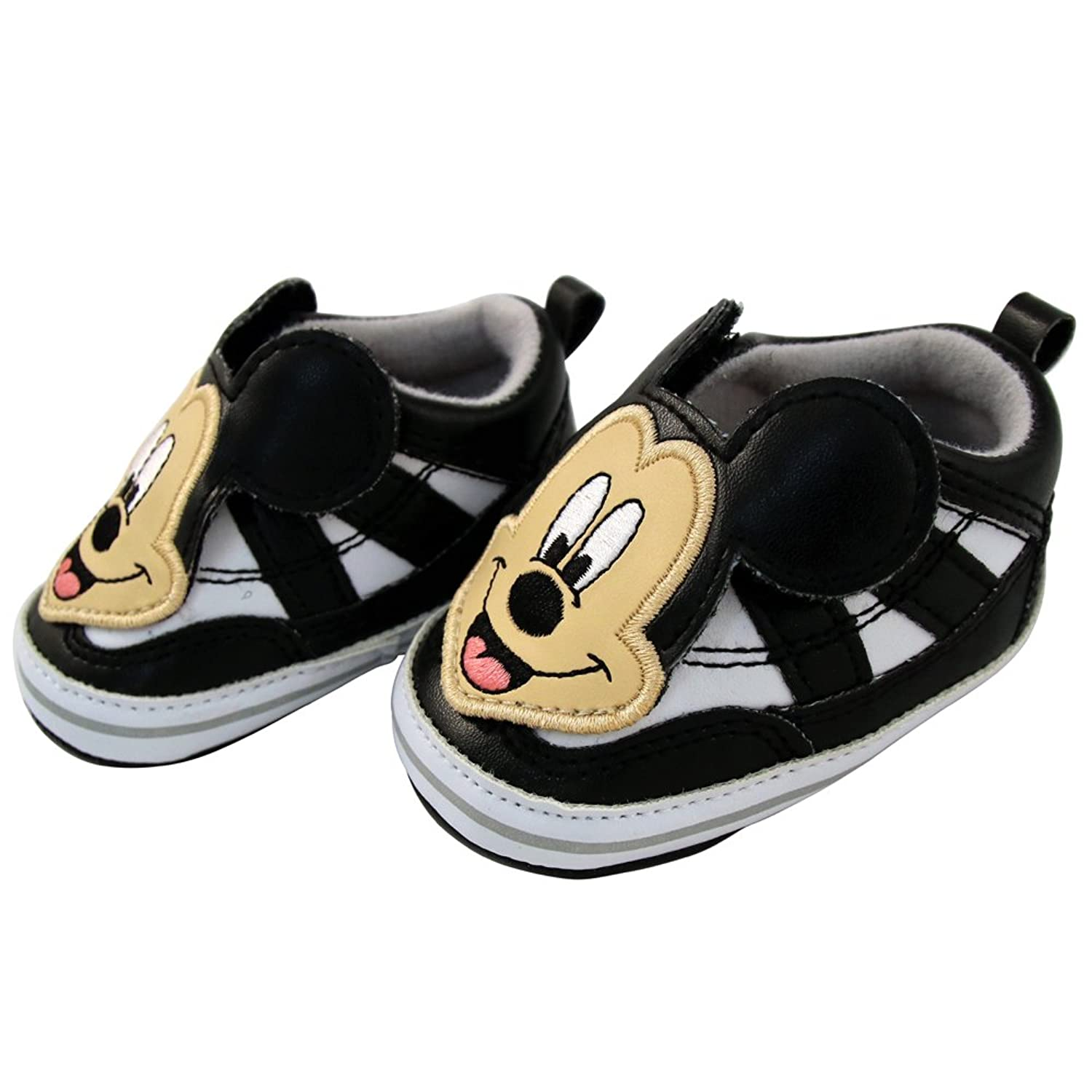 Amazon Disney Baby Boys Mickey Mouse Character Infant Shoes