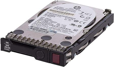 HP 653955-001 - Disco duro (Serial Attached SCSI (SAS), 300 GB, 6,35 cm (2.5
