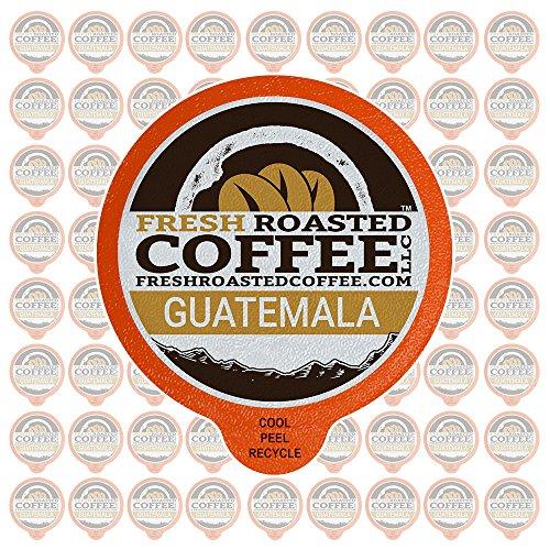 Fresh Roasted Coffee Huehuetenango Single Serve product image