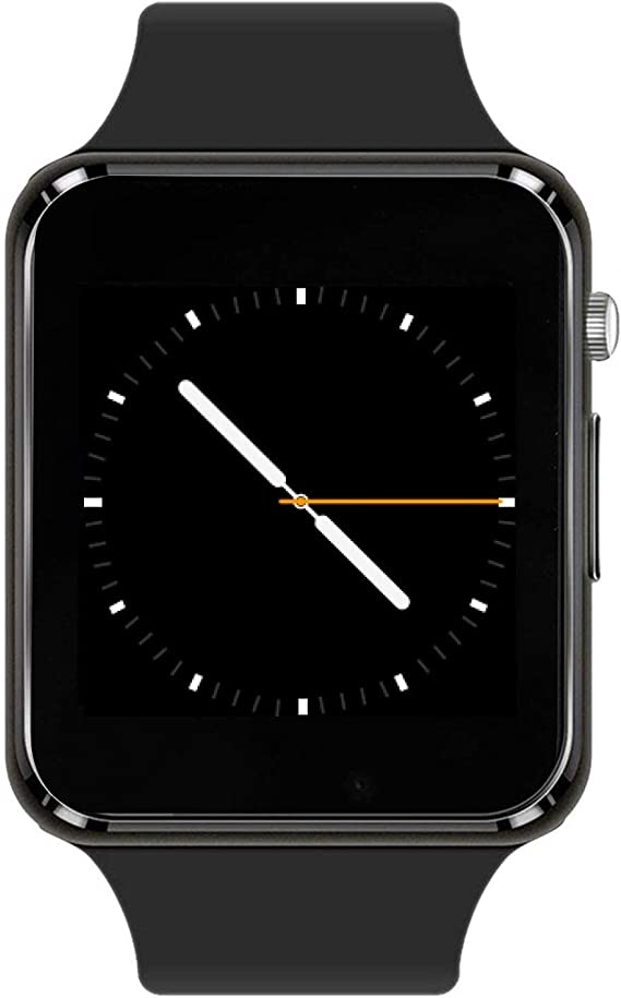 Amazon.com: Wzpiss Smart Watch Bluetooth Smartwatch ...