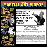 Eagle Claw Kung Fu 7 - Claw Principle 3 & 4 / Lok Hop Do (Six Direction Sabre)