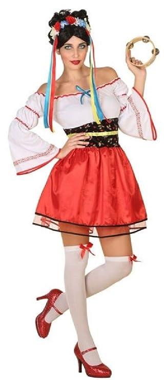 Amazon.com: Disfraz de mujer tradicional ucraniana para ...