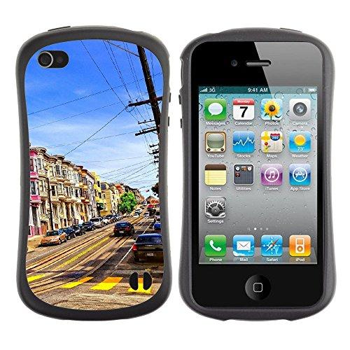 Apple Iphone 4 / 4S [Street In San Francisco]