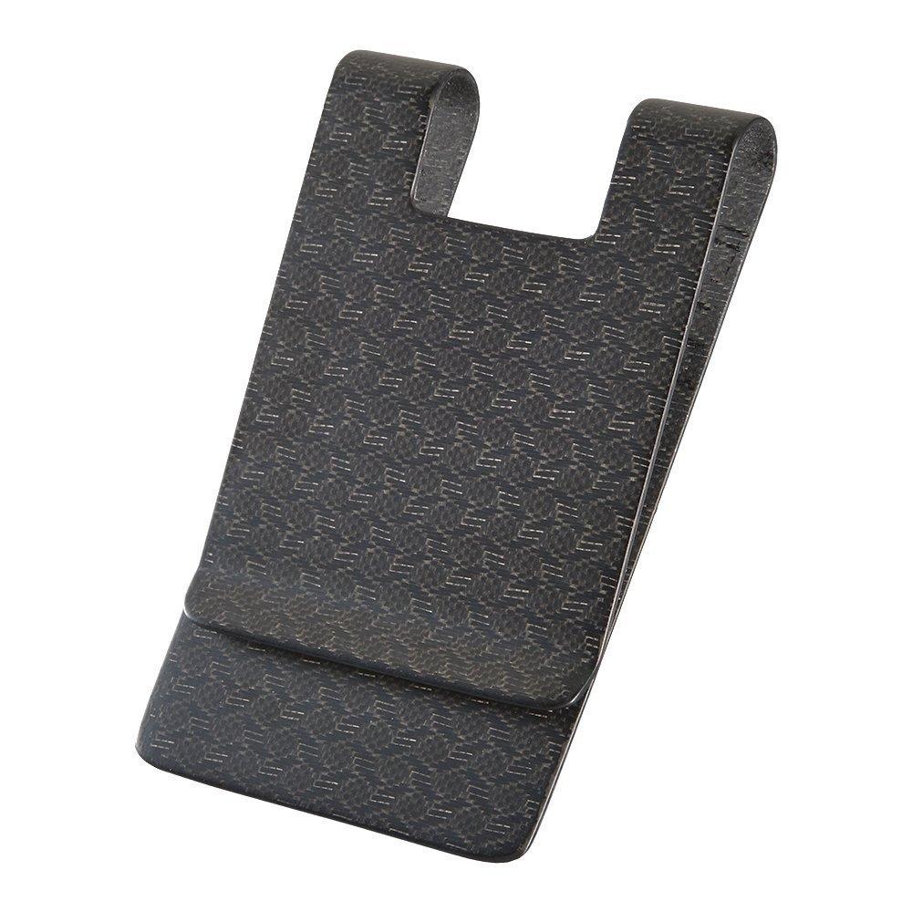 Money Clip Carbon Fiber-Creadit card holderCL CARBONLIFE card holder RFID Protector wallet Matte clips