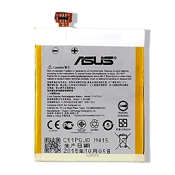 Teléfono Mobile sustituye la batería recargable de polímero de iones de litio (2050 mAh) para ASUS ZENFONE 5: Amazon.es: Electrónica