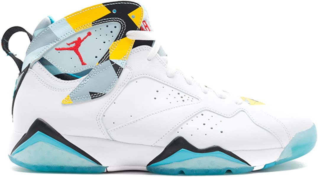 1cf2c2ada07 Amazon.com: Air Jordan Retro 7 N7 Extremely Limited Shoes Mens Size ...