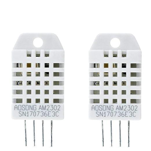 2PCS AM2302 DHT22 Digital Temperature And Humidity Sensor Replace SHT11 SHT15