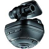 カーメイト ドライブレコーダー × アクションカメラ d'Action 360(ダクション 360)360度 4K相当 撮影 DC3000