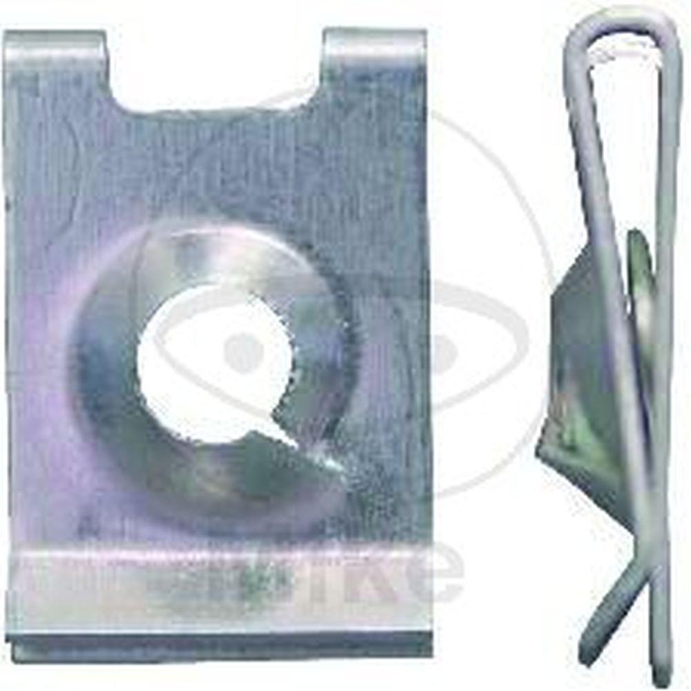 JMP Blechmutter Stahl 4.8mm Packung 10 St/ück 4043981159523