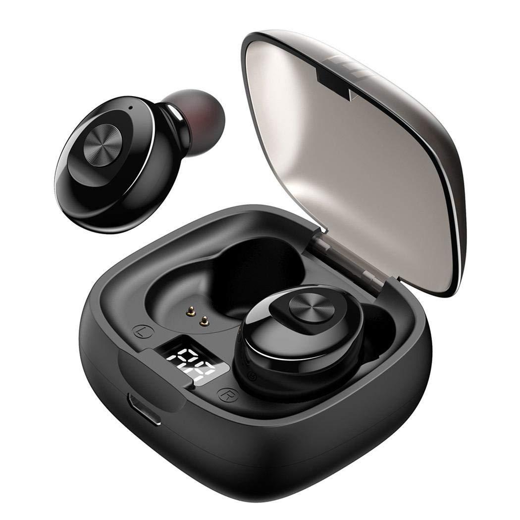 dozenla Fashion Portable Wireless Bluetooth Stereo in-Ear Earphone Bluetooth Headset Bluetooth Headsets