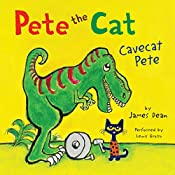 Pete the Cat: Cavecat Pete | James Dean