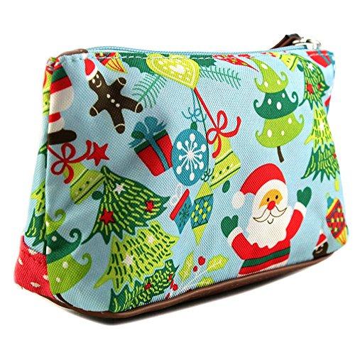 Lily Bloom Kaylee Cosmetic Bag Donna Blu