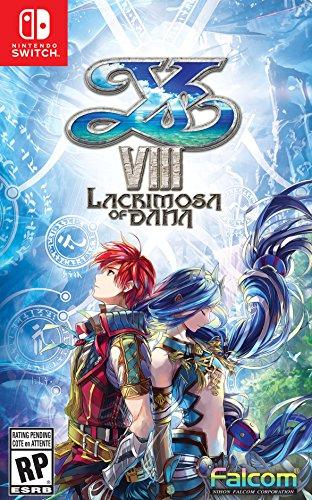 Ys Viii  Lacrimosa Of Dana   Nintendo Switch