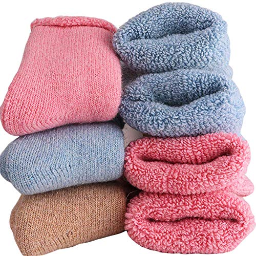 Baby Toddler Thick Wool Socks product image