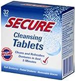 Secure Denture Cleansing Tablets 32 ea