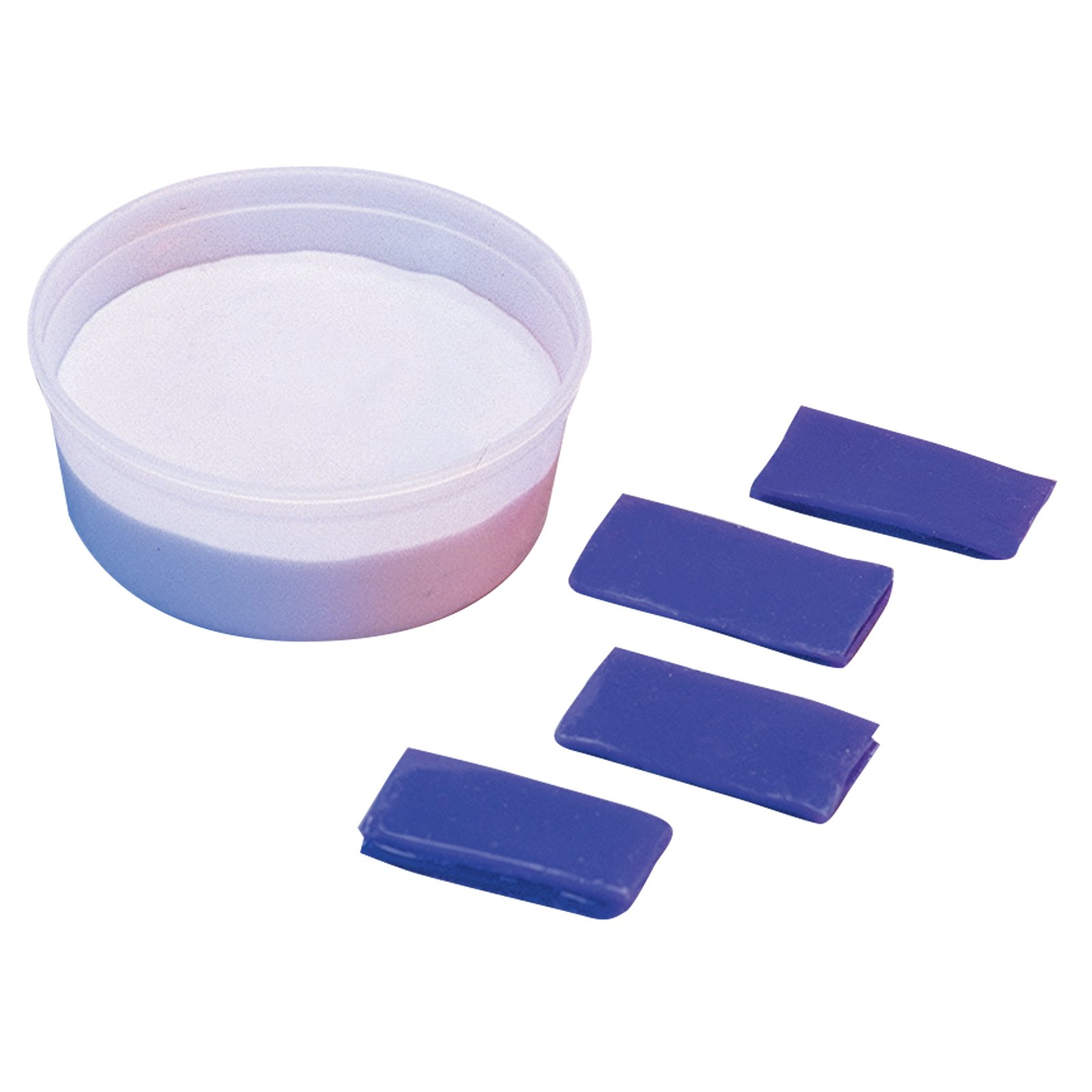 Sammons Preston Progressive Putty for Physical Therapeutic Hand Exercises, Flexible Putty for Finger & Hand Recovery and Rehabilitation, Occupational Therapy, 5 lbs Putty Base, With 32 Progress Chips