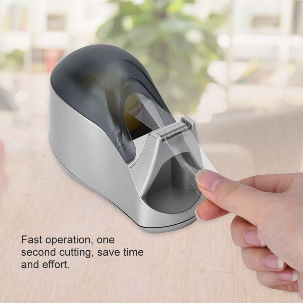 Tape Dispenser   Hand Held Tape Dispenser Transparent Tape Cutter Desk/Table Tape Dispenser   by CUSODI