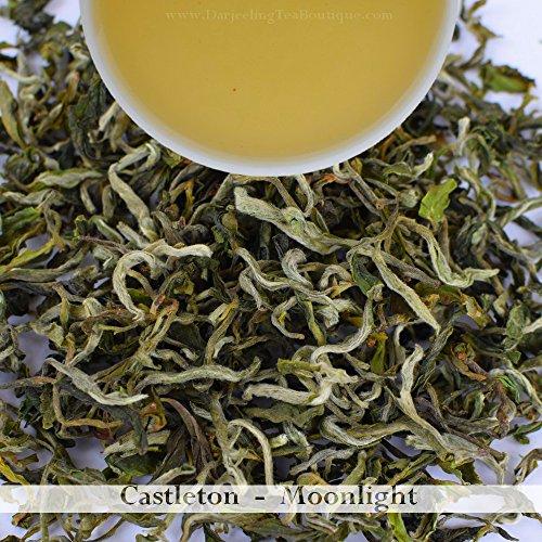 - 2018 First Flush Darjeeling Tea   Castleton Moonlight - AV2 cultivar   500gm (1.1 pound)   Darjeeling Tea Boutique