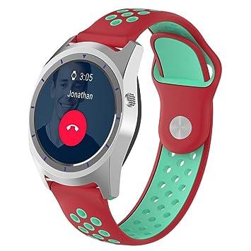 Amazon.com : gessing Leless For ZTE Quartz Smartwatch ...