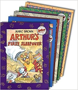 Marc Brown Arthur Books (12) : Arthur's Nose; Arthur's ...