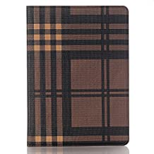 JiiJian Huawei Mediapad M3 Lite 10.1 Case - Premium PU Leather Case Stand Cover Folio Case With Wallet for Huawei MediaPad M3 10.1 Tablet (Brown)