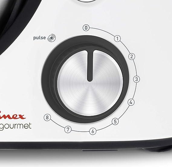Moulinex qa510110 KTM mcg Upgrade qa510 Robot, Acero inoxidable ...