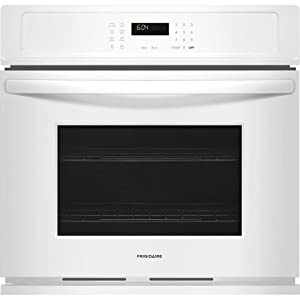 Frigidaire FFEW2726TW 27 White Single Electric Wall Oven