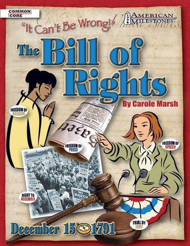 The Bill Of Rights: It Can't Be Wrong (American -