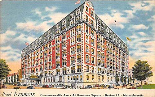 Hotel Kenmore Boston Massachusetts Postcard at Amazon's