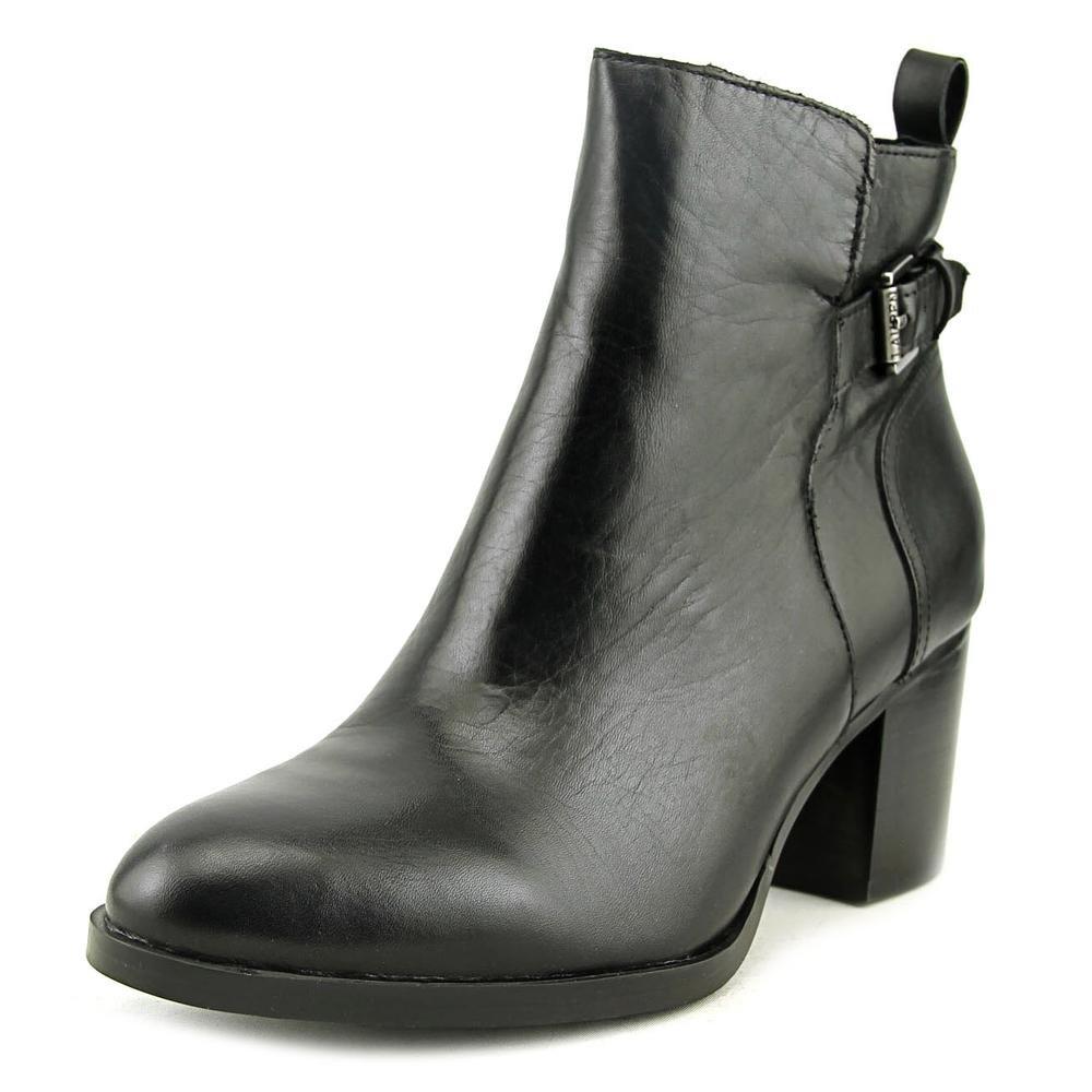 Lauren Ralph Lauren Women's Genna Ankle Bootie B01F4T2JB4 7 B(M) US|Black