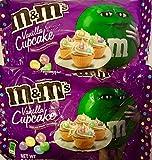 M&Ms Easter Vanilla Cupcake - 8oz. (2 BAGS)