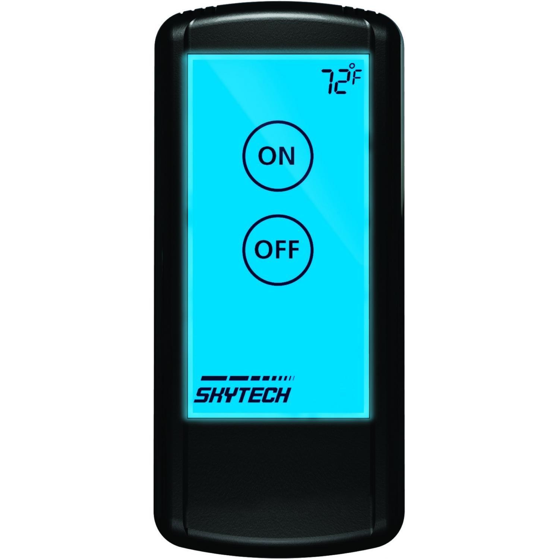 Skytech Millivolt Wireless On/Off Touchscreen Remote And Receiver - Sky-5001 by SkyTech