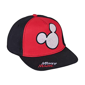 Mickey Mouse Gorra premium 53cm Artesanía Cerdá 2200002032  Amazon ... 8c6e3aec00d