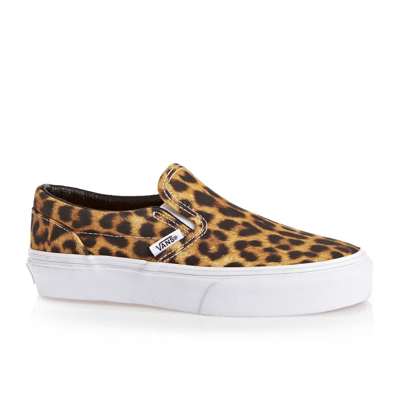 vans leopard damen