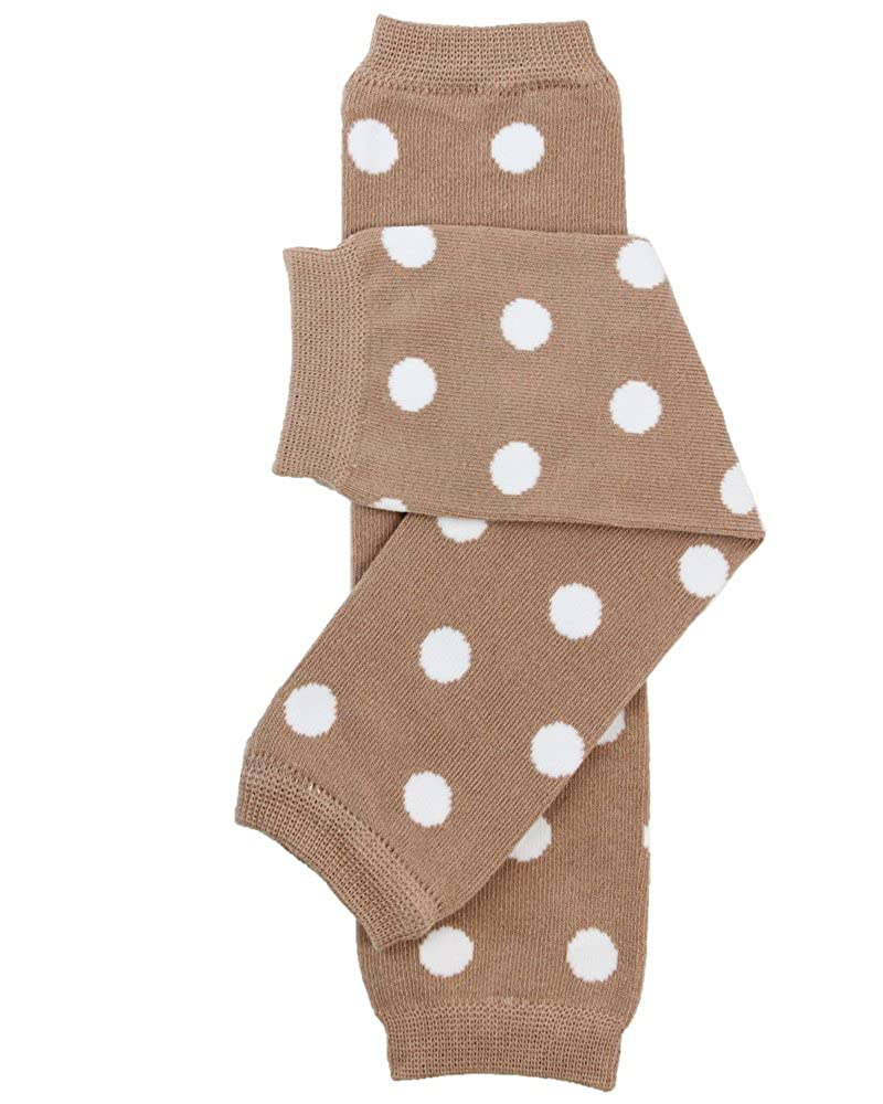 juDanzy polka dot leg warmers for baby or toddler boys & girls
