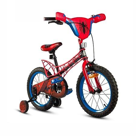 Llq2019 - Bicicleta Infantil de 12 Pulgadas para niños de 3 a 8 ...