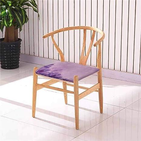 Amazon.com: Anemone - Cojín cuadrado para silla de comedor ...