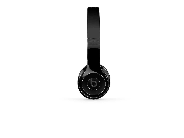 ef40c82297591 Beats Solo3 Wireless On-Ear Headphones - Gloss Black  Amazon.co.uk