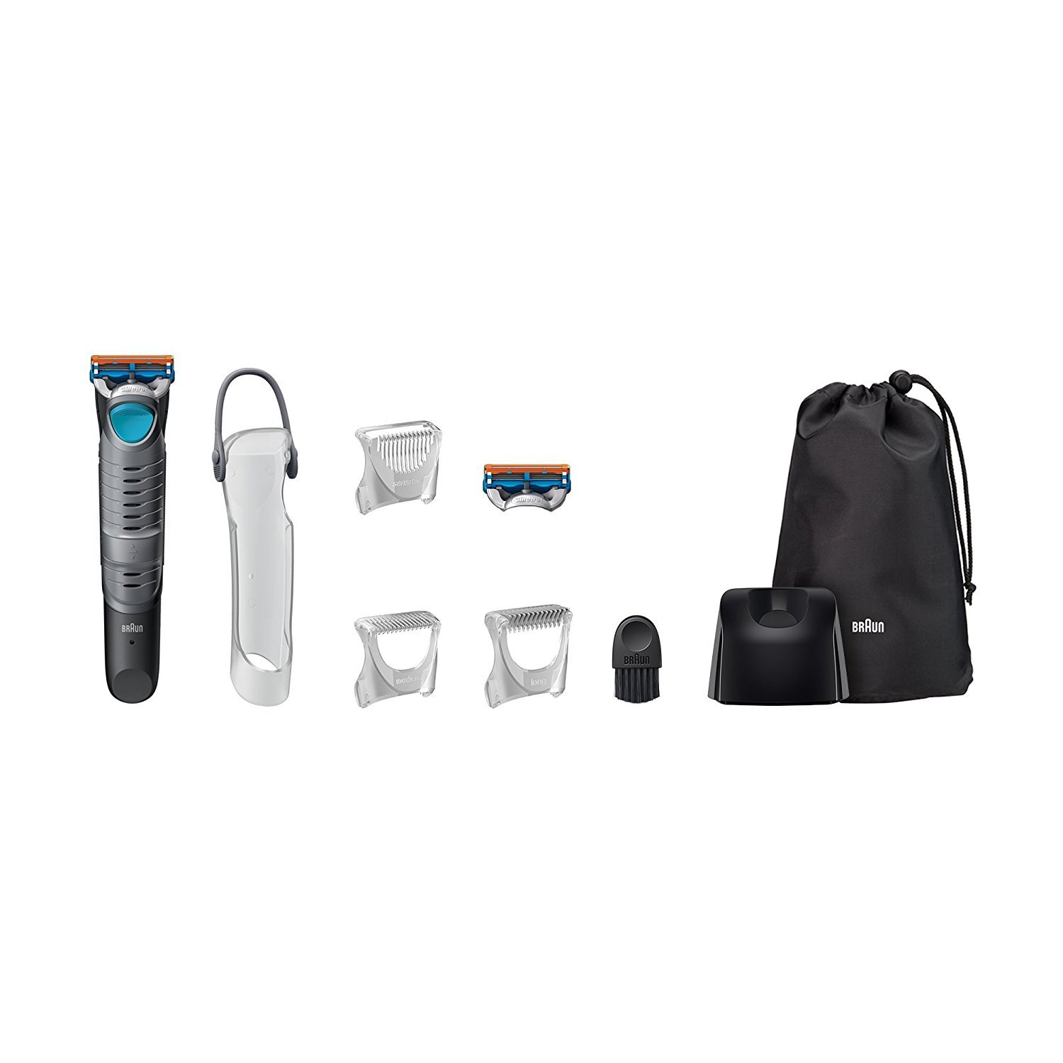 Braun CruZer6 Body Trimmer