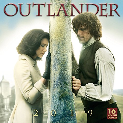 "2019 Outlander 16-Month Wall Calendar: by Sellers Publishing, 12"" x 12"" (CA-0399)"