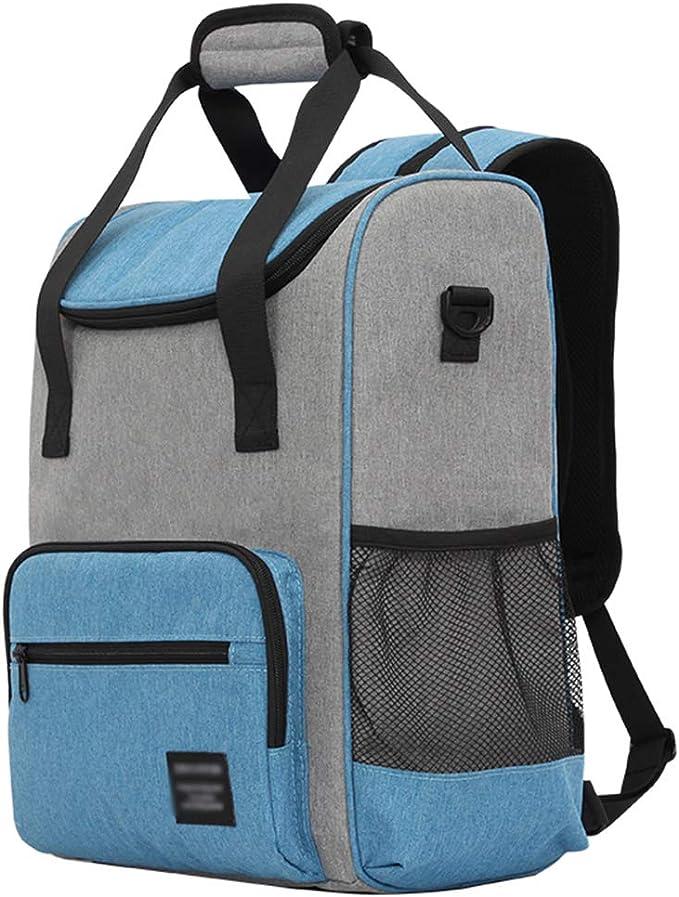 picnic ligera e impermeable senderismo SANGDA mochila t/érmica aislada playa senderismo bolsa refrigerante de gran capacidad para acampar camping mochila de picnic aislada mochila de picnic