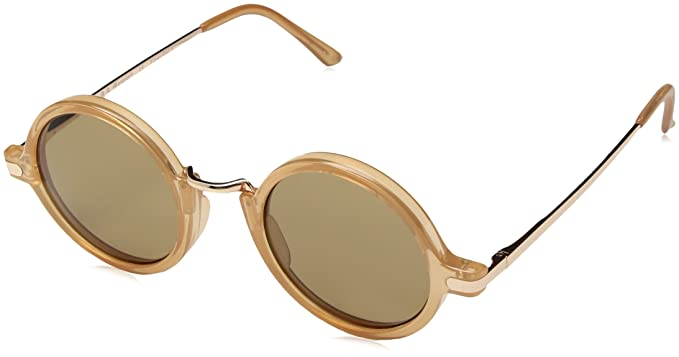 e88ee6cfa0 A.J. Morgan Otis Round Sunglasses