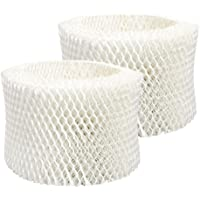 GHM 2-Pack HC-888, HC-888N Humidifier Wicking Filter C Compatible with Honeywell HC-888 Series HCM-890& HCM-890B& HCM-890C& Duracraft DCM-200& DH-890C